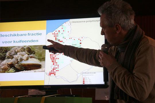 Presentatie Mennobart van Eerden Rijkswaterstaat Fogol Marker Wadden