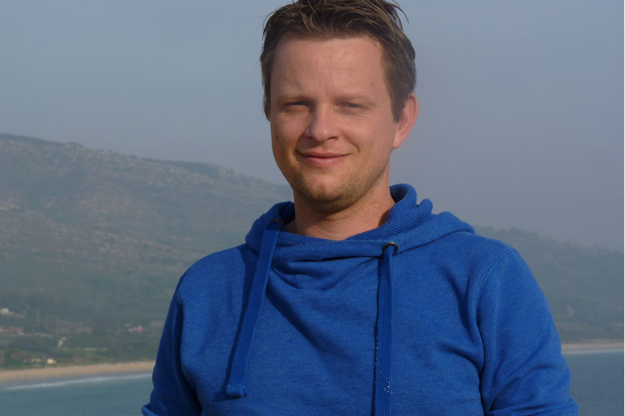 Spreker en vleermuis expert Frank Aarts