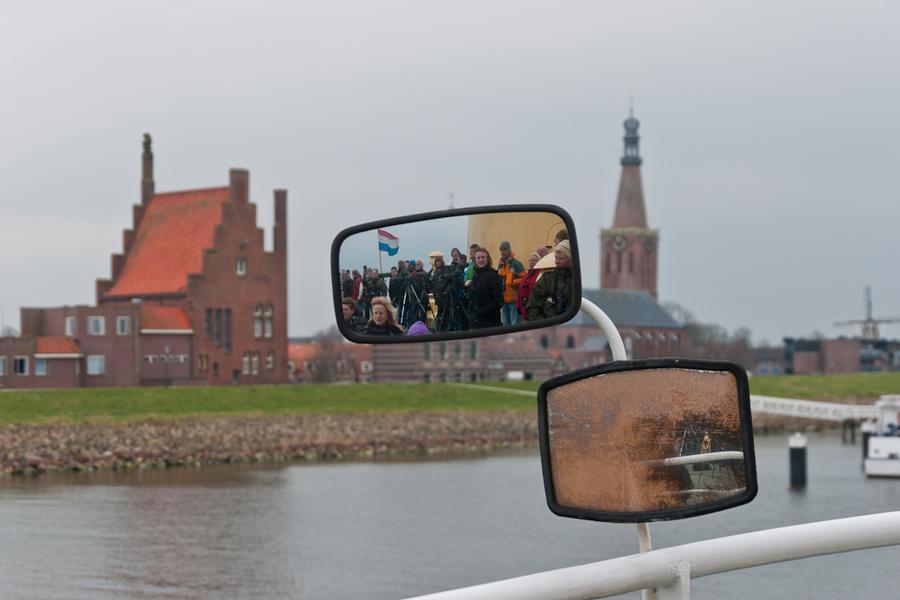De mooie West-Friese kust